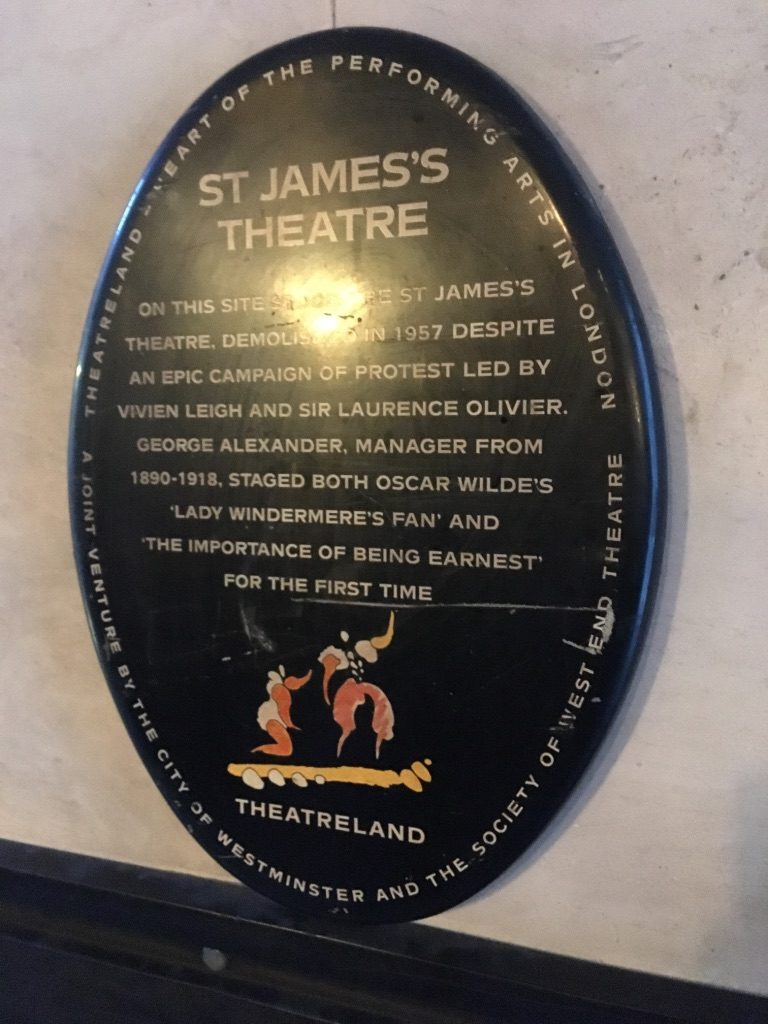 St.James's Tour on December 25th, 2019