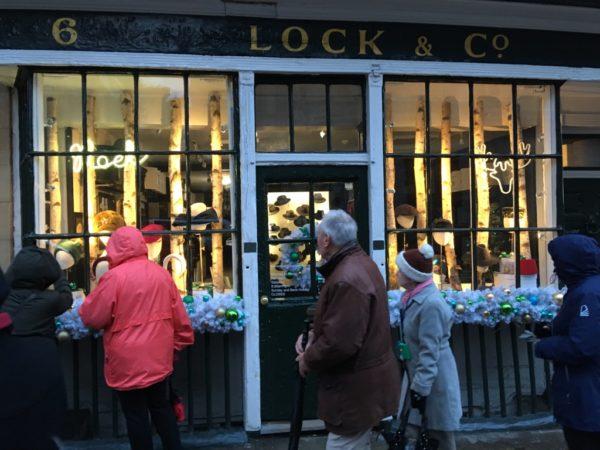 Lock's Hatters